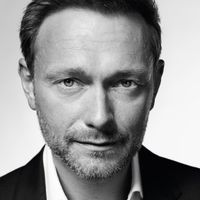Christian Lindner, MdB